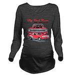 Big Red Ram 2014 Long Sleeve Maternity T-Shirt