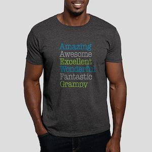 Grampy - Amazing Fantastic Dark T-Shirt
