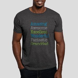 Granddad - Amazing Fantastic Dark T-Shirt
