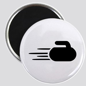 Curling stone Magnet