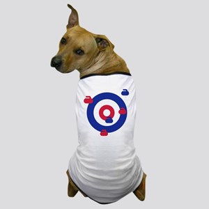 Curling field target Dog T-Shirt