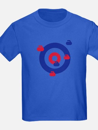 Curling field target T