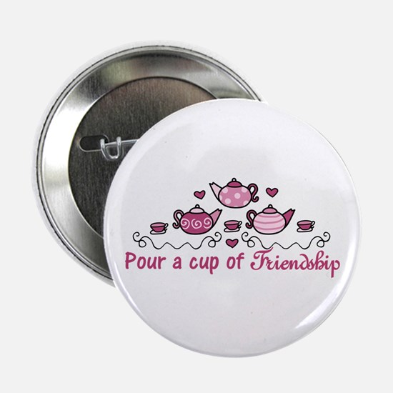 """Pour A Cup 2.25"""" Button"""