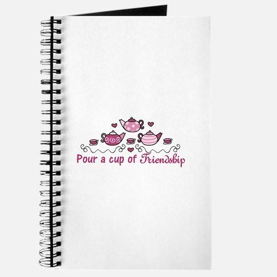 Pour A Cup Journal