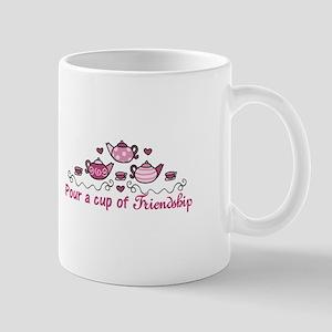 Pour A Cup Mugs