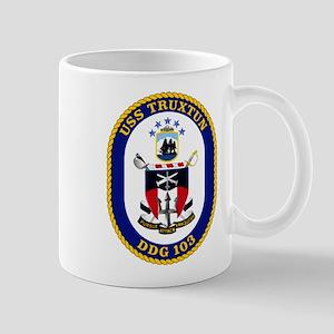 USS Truxtun DDG 103 Mug