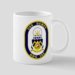 USS Dewey DDG 105 Mug
