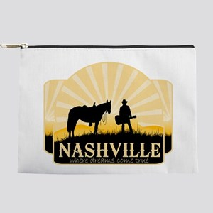 Nashville TV Makeup Pouch