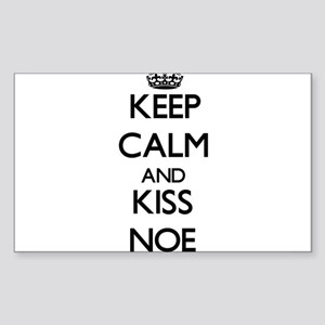 Keep Calm and Kiss Noe Sticker