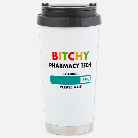 PHARMACY TECH 2 Travel Mug