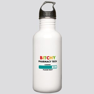 PHARMACY TECH 2 Water Bottle