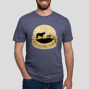 God Bless Texas T-Shirt