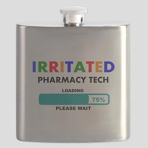 PHARMACY TECH 1 Flask