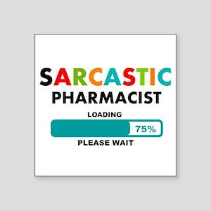 Funny Pharmacist 1 Sticker