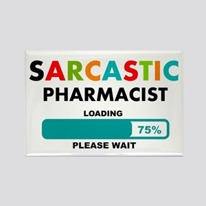 Funny Pharmacist 1 Magnets