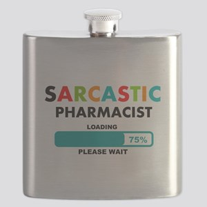 Funny Pharmacist 1 Flask