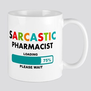 Funny Pharmacist 1 Mugs