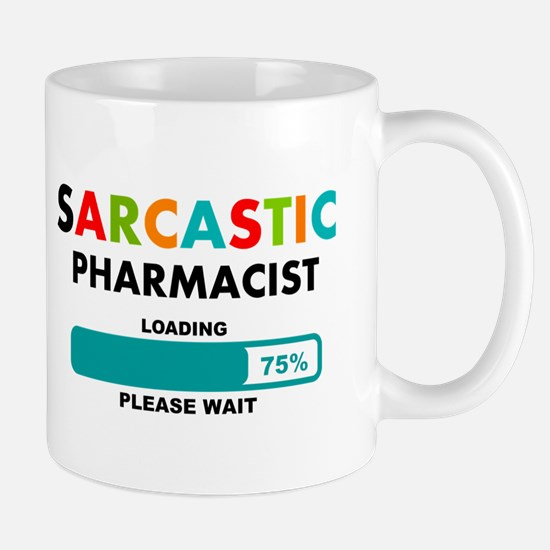 Funny Pharmacist 1 Mugs