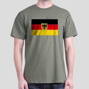 German COA flag Dark T-Shirt
