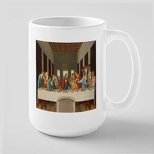 Disciple Dog Last Supper Mugs