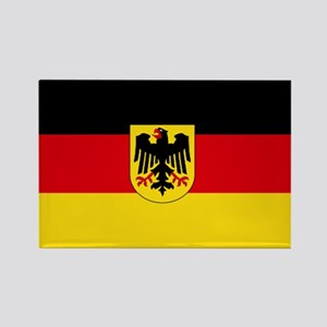German COA flag Rectangle Magnet