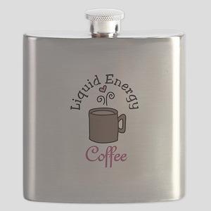 Liquid Energy Flask
