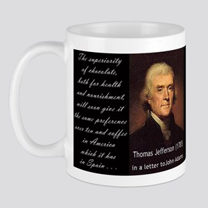 """Thomas Jefferson"" -  Mug"