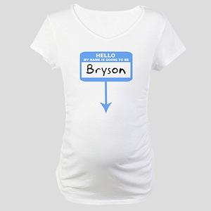 Pregnant: Bryson Maternity T-Shirt