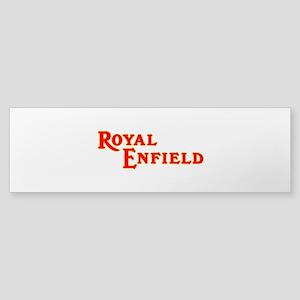 Royal Enfield Bumper Sticker