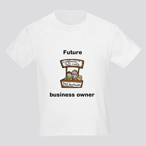 Bright Stars Future Business Kids T-Shirt