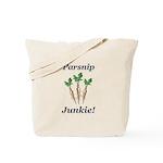 Parsnip Junkie Tote Bag