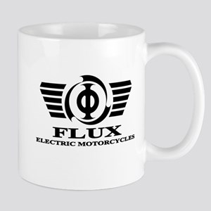 FLUX Electric Motorcycles Black Mugs