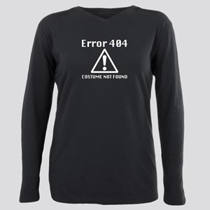 Error 404 costume not found T-Shirt