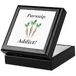 Parsnip Addict Keepsake Box