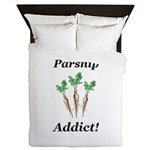 Parsnip Addict Queen Duvet