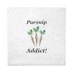 Parsnip Addict Queen Duvet