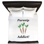Parsnip Addict King Duvet