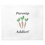 Parsnip Addict King Duvet