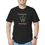 Fueled by Parsnips Men's Fitted T-Shirt (dark)
