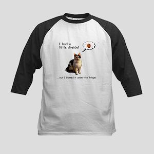 Hanukkah Dreidel Cat Baseball Jersey