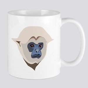 Gibbon Monkey Mugs