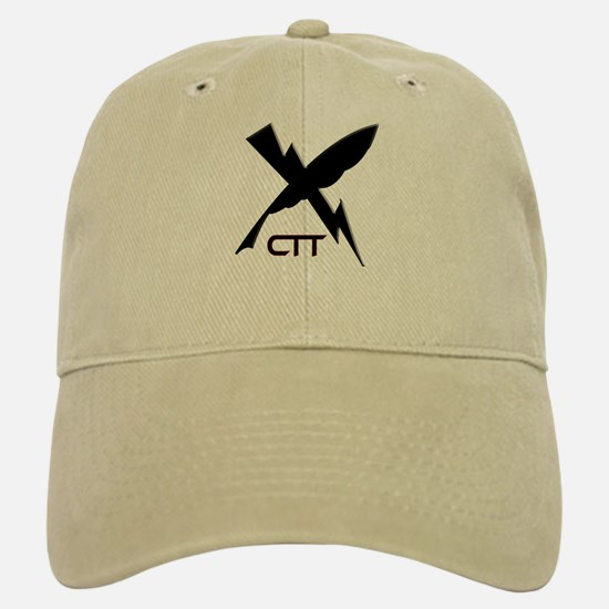 CTT Navy Baseball Baseball Cap