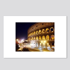 Colosseum Postcards (Package of 8)