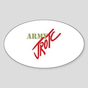 Army JROTC Sticker
