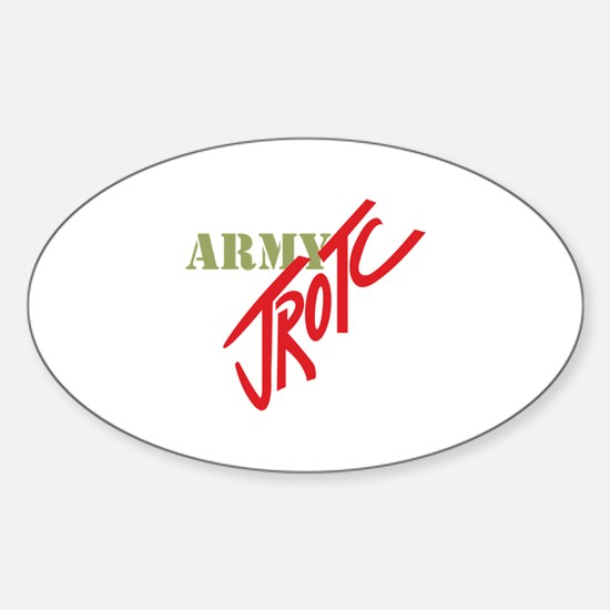 Army JROTC Decal