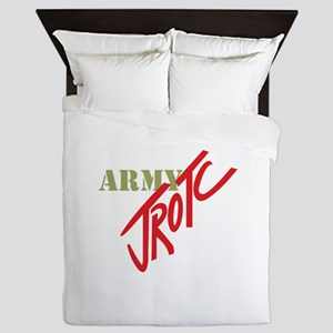 Army JROTC Queen Duvet