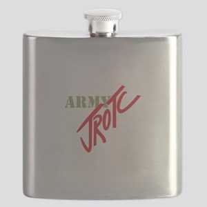 Army JROTC Flask