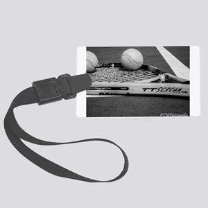On Court Luggage Tag