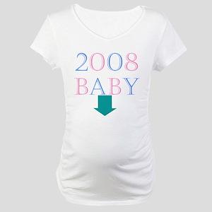 Baby 2008 Maternity T-Shirt
