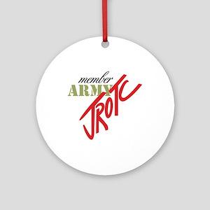 Member Ornament (Round)